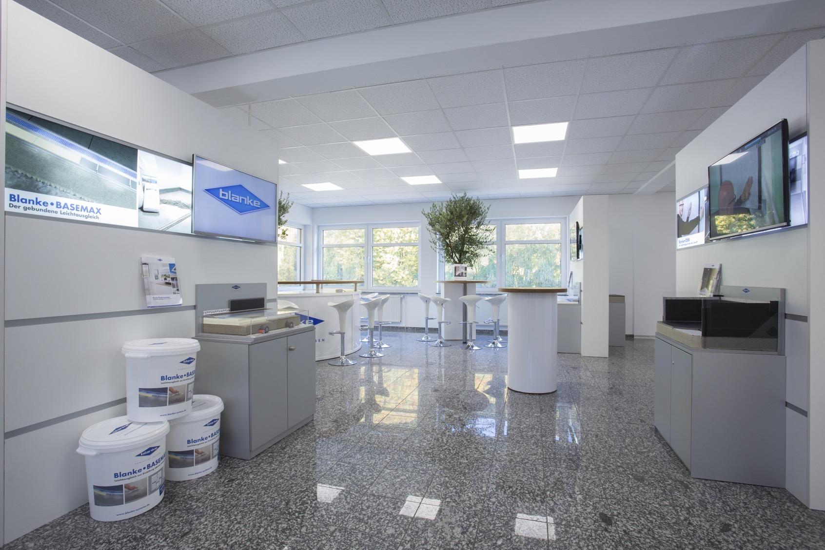 Blanke Iserlohn neues blanke schulungs und tagungszentrum mehr raum für ideen