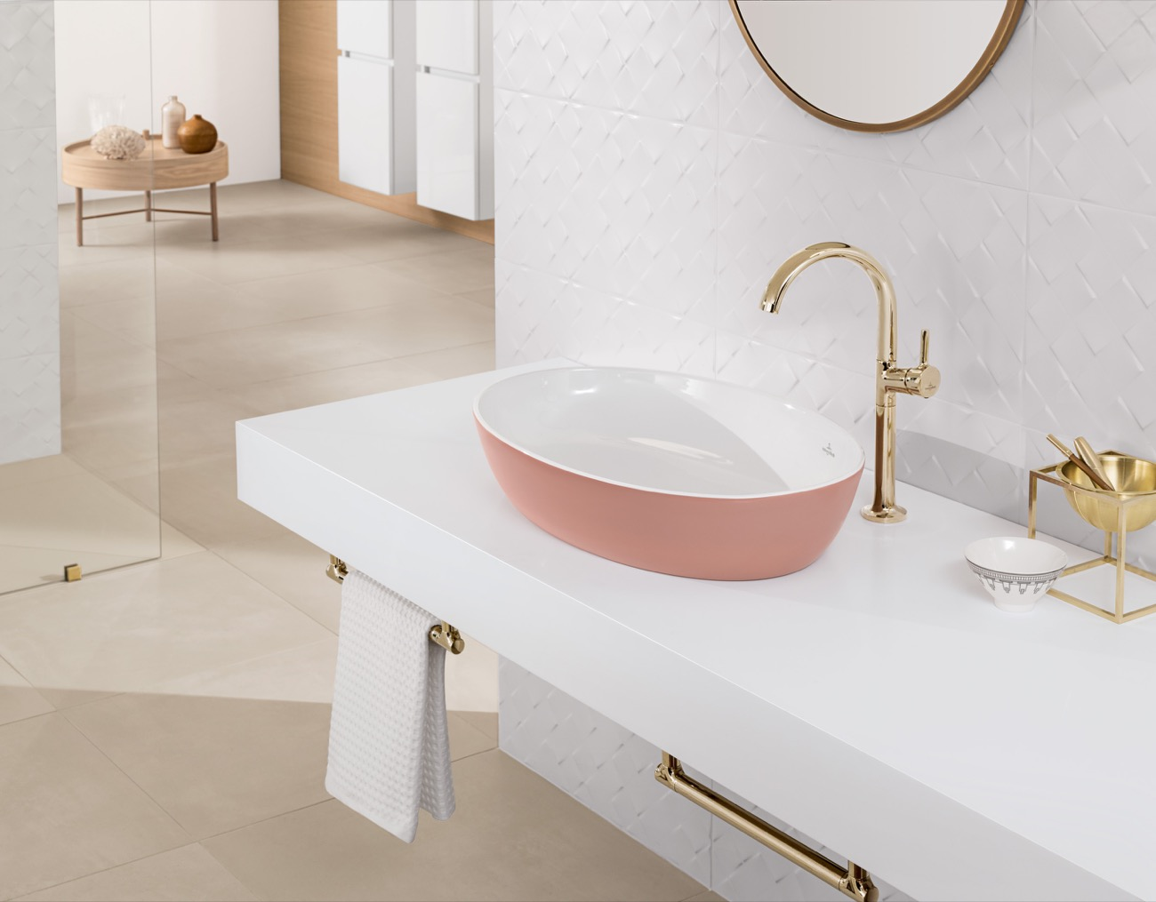 Farbe nur mut for H g bathrooms brookvale