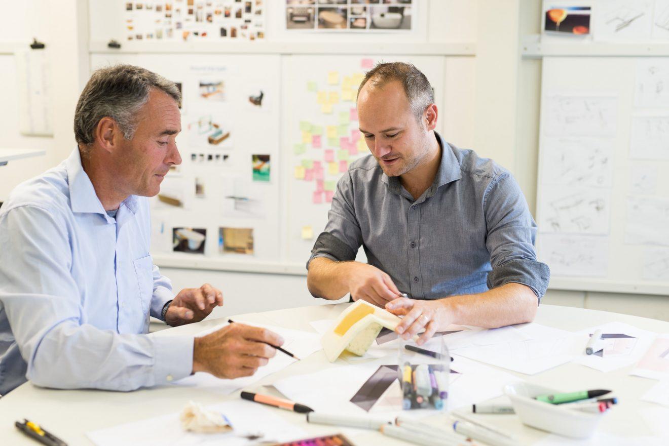 Teamwork im zeichen von design und funktion for Design und funktion
