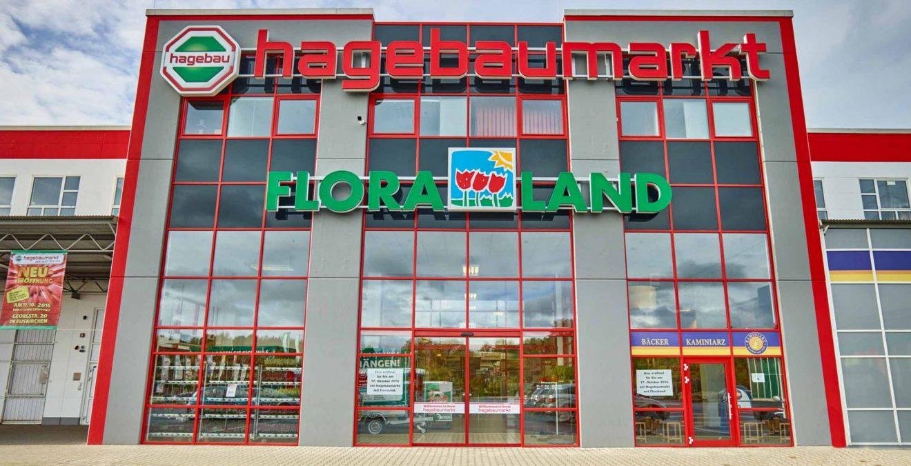 hagebaumarkt Euskirchen öffnet seine Türen - 1200grad com