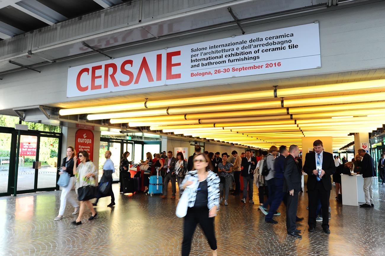 Die deutschen fliesenhersteller in bologna for Cersaie bologna 2016