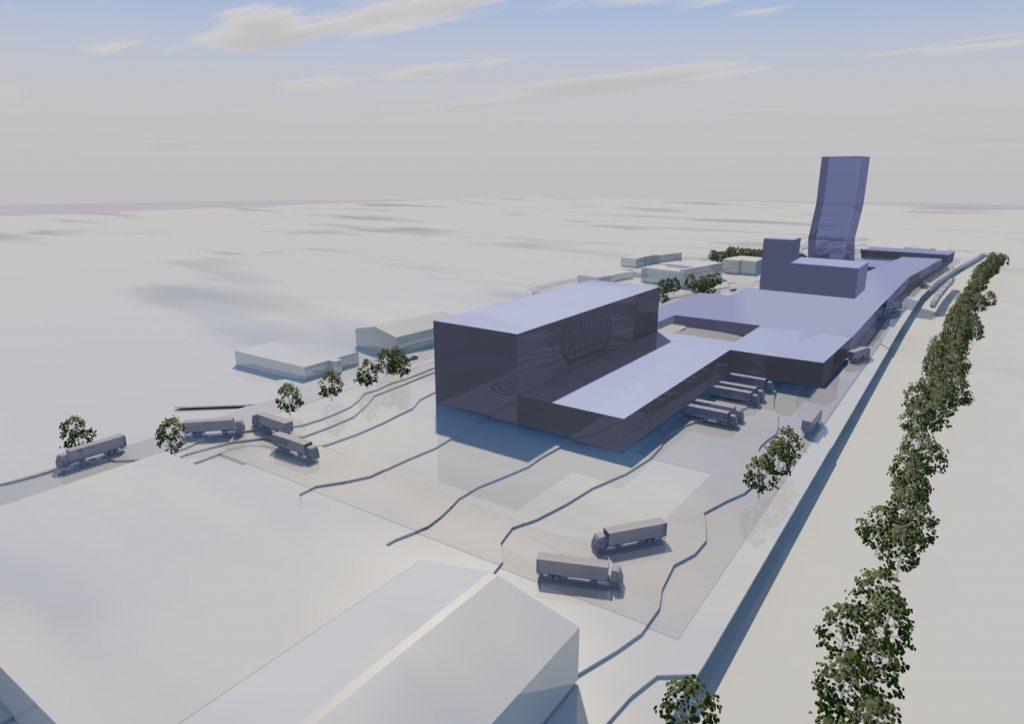 Ardex Witten grundsteinlegung baustart für neues ardex logistikzentrum
