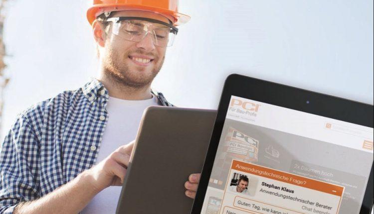 PCI Live-Chat: Der Klick für den schnellen Draht zum Bau-Profi ...