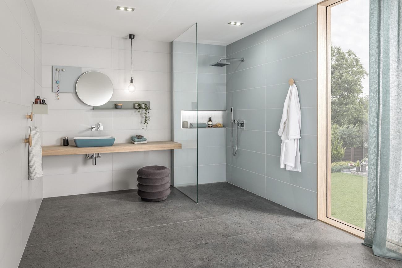 villeroy boch fliesen neuheiten 2019 trendstarke designs und oberfl chen voller innovativer. Black Bedroom Furniture Sets. Home Design Ideas