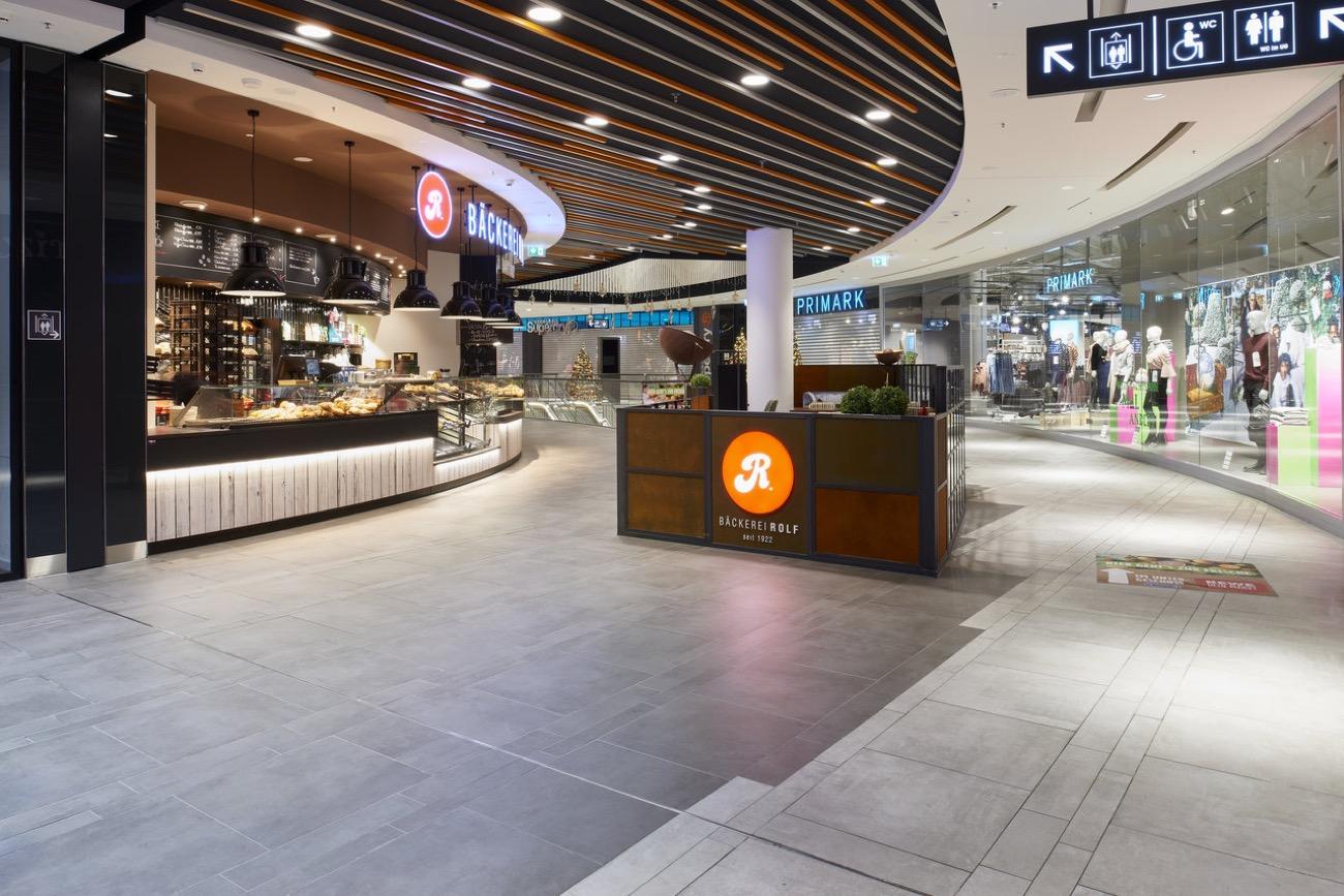 Einkaufszentrum Bielefeld
