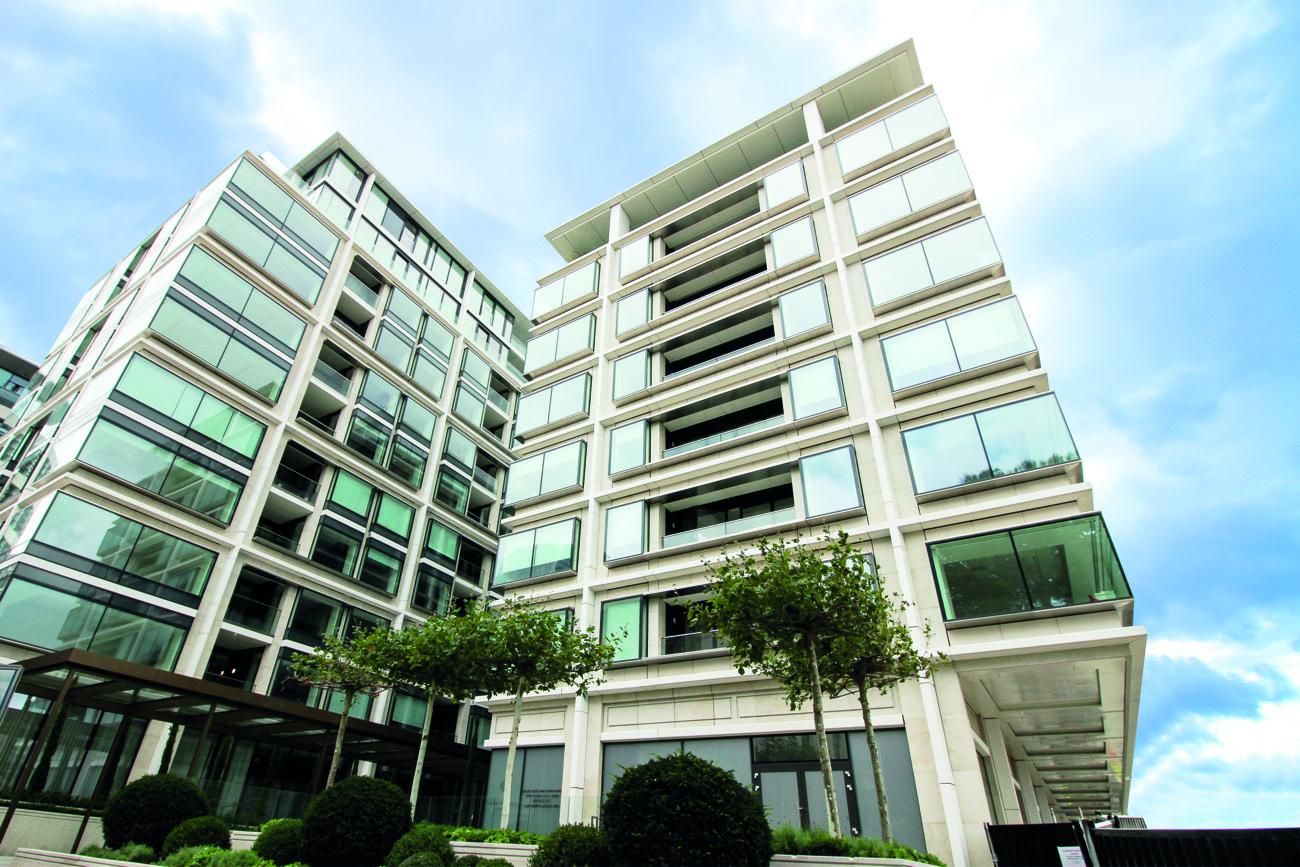 Stilvoller Schutz in exklusivem Wohngebäude